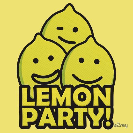 TShirtGifter presents: Lemon Party!