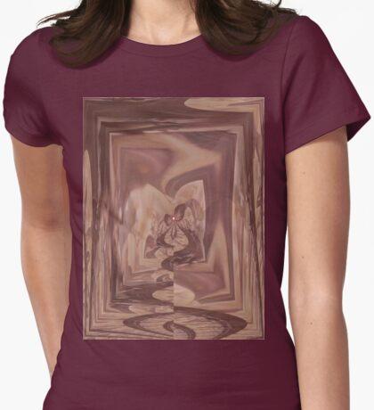 Fly away brown butterfly shirt T-Shirt