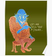 The Demon Storyteller Poster