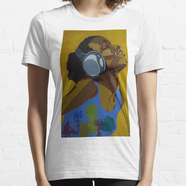 Rhythms In The Sun Essential T-Shirt