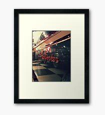 NEW YORKER Framed Print