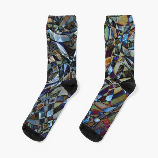 Kaleidoscope #18 Socks