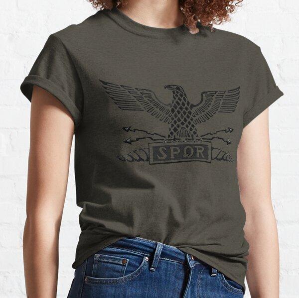Roman Republic Legion Eagle Classic T-Shirt