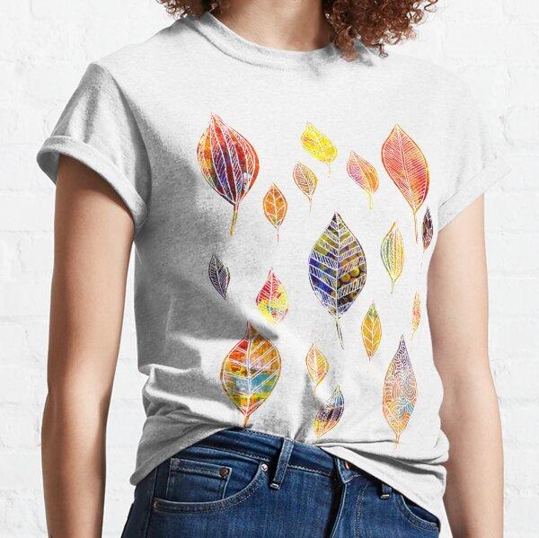 Fall Leaves Classic T-Shirt