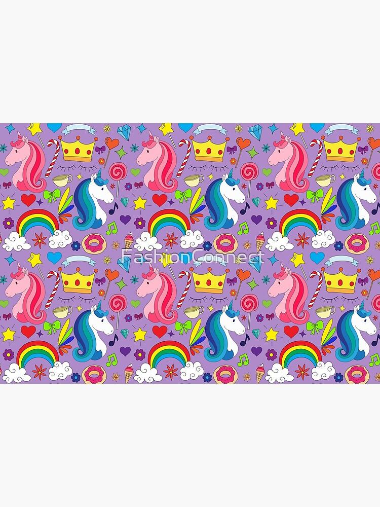Unicorn Rainbow Candy by FashionConnect