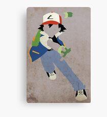 Ash Canvas Print