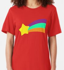 Shooting Star // Mabel Pines Slim Fit T-Shirt