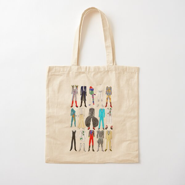 Star Costumes 1 Bowie Cotton Tote Bag