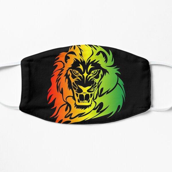 Rasta Lion of Judah Fire Mask