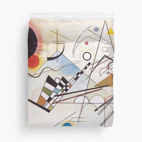 Wassily Kandinsky | Composition VIII Duvet Cover
