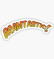 Bram is Bramtastic - From The Offer Sticker