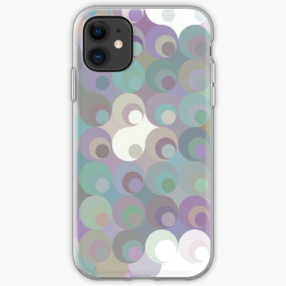 Lavender 70s iPhone Case & Cover