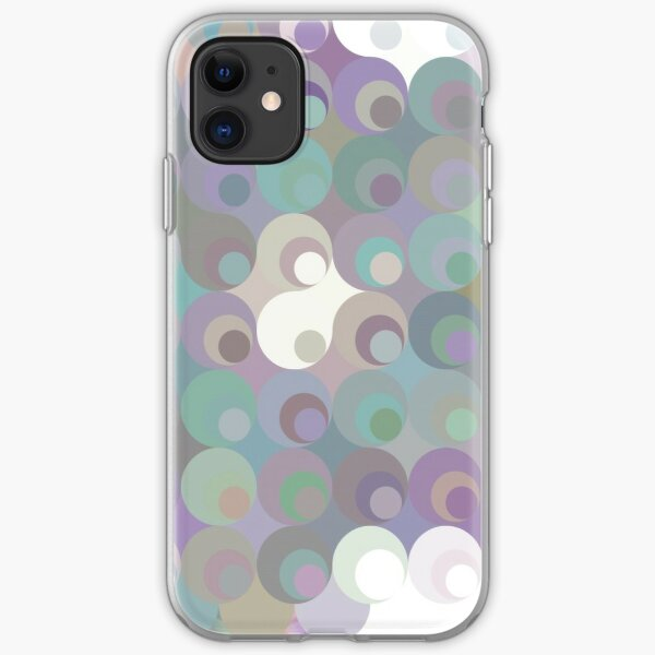 Lavender 70s iPhone Soft Case