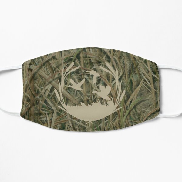 Waterfowl Camo Duck Hunter Mask
