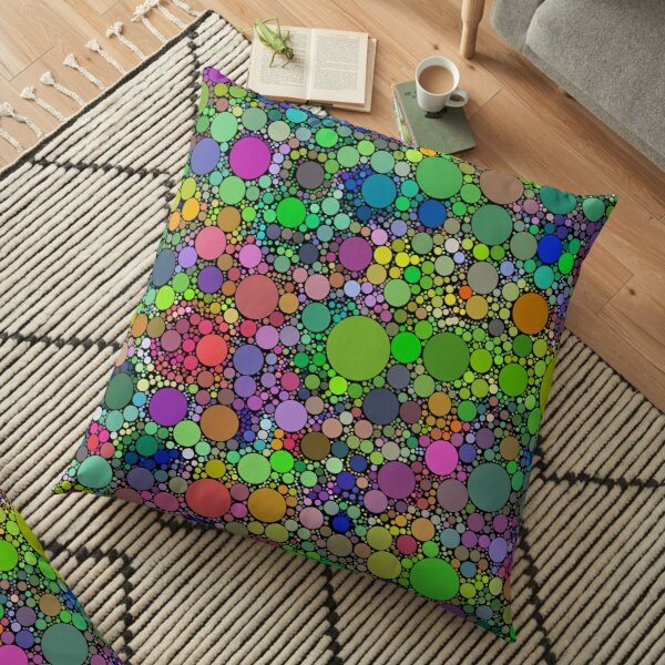 Spring Again Floor Pillow