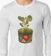 OXFAM - GROW CAMPAIGN ENTRY  Long Sleeve T-Shirt