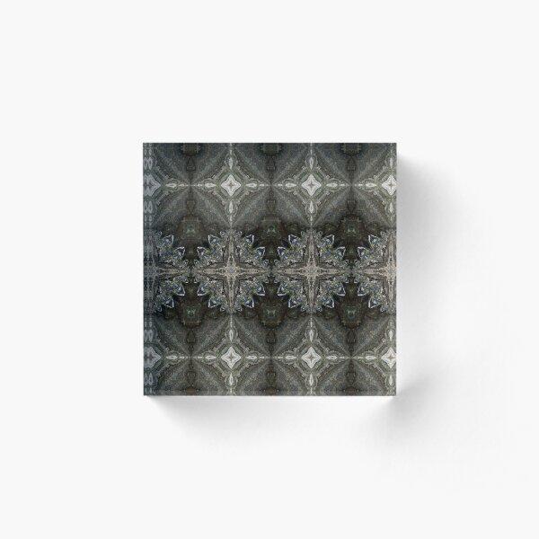 The Greylander Tapestries II Acrylic Block