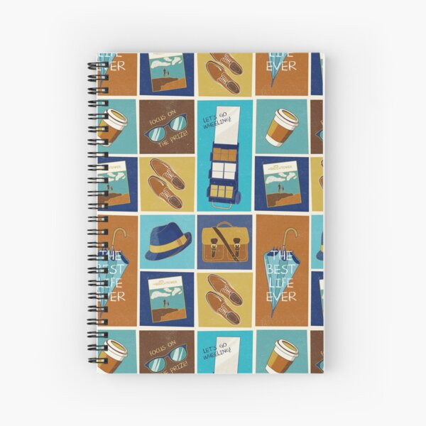 PREACHING ICONS (FOR HIM) Spiral Notebook