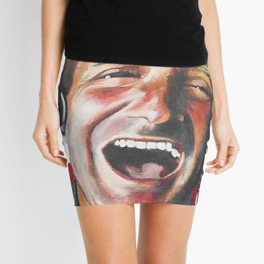 Good Morning Vietnam  Mini Skirt