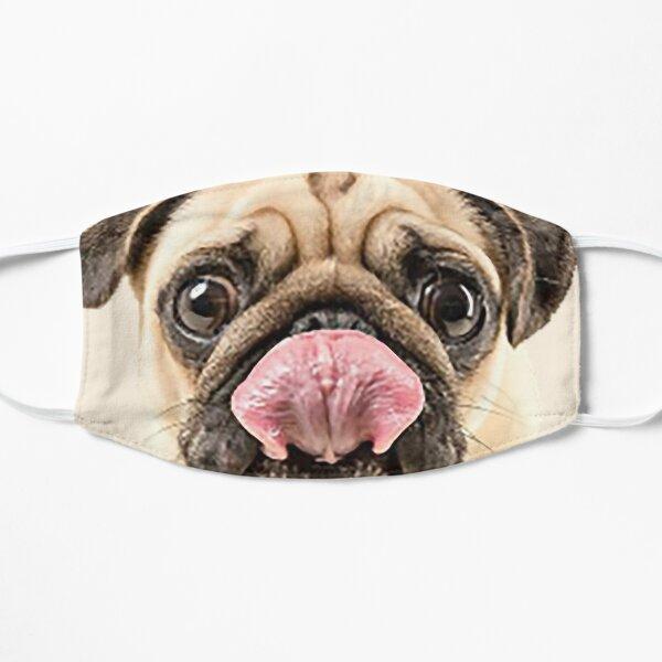 ➤Funny Pug Face Mask