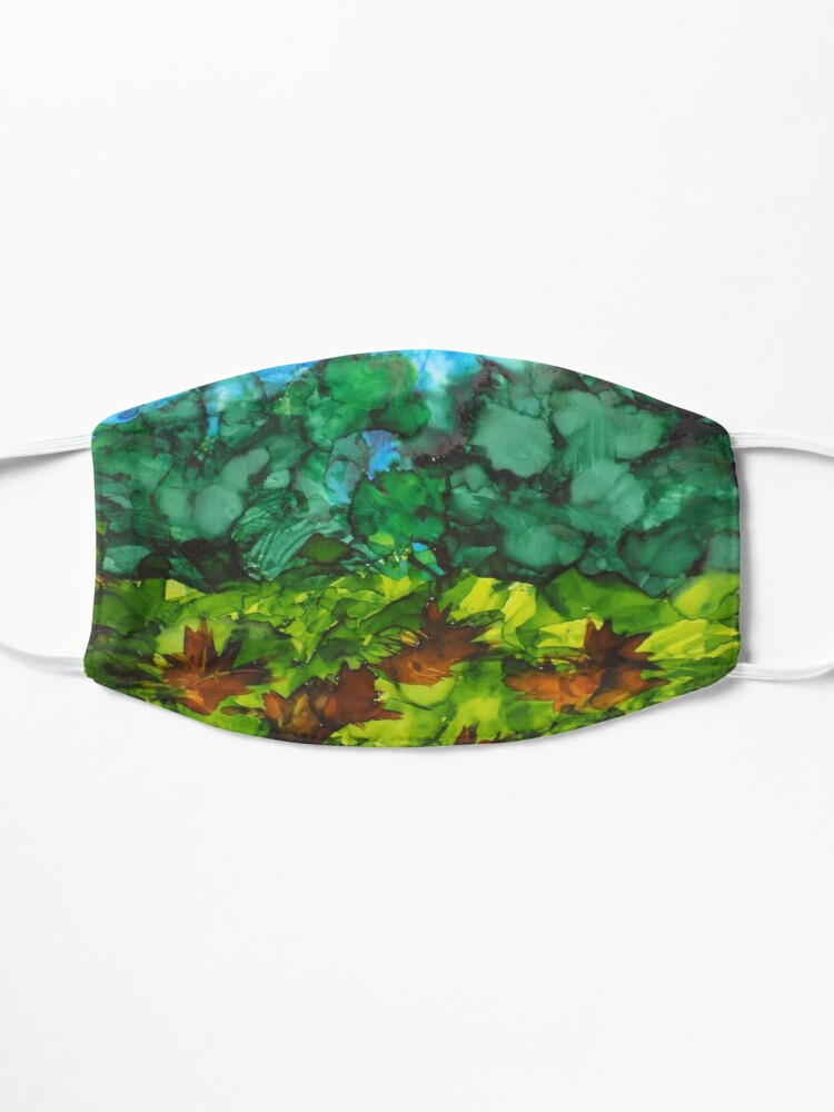 Alternate view of Abstracted Landscape Mask