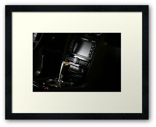 Bentley GT - Moonlight Console - Mansory GT63 by Daniel  Oyvetsky