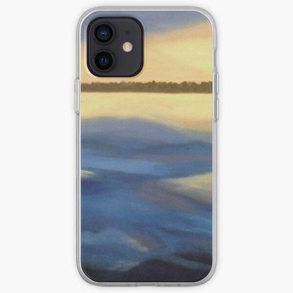Illumination Ocean Painting iPhone Soft Case