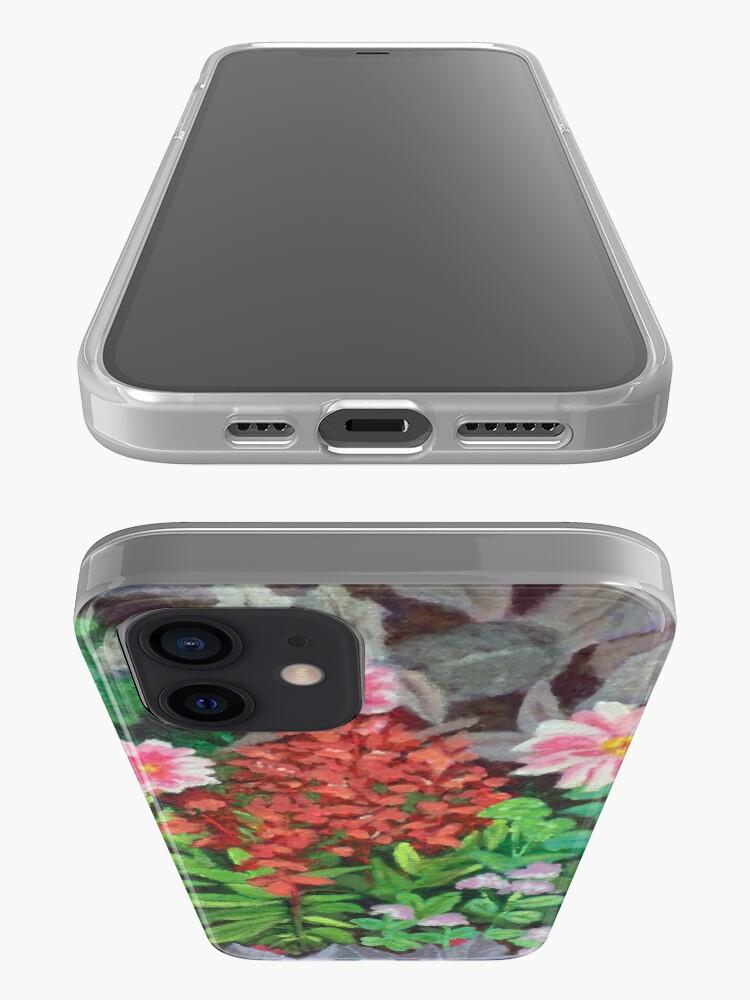 Alternate view of Alaskan Flora iPhone Case & Cover