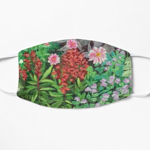 Alaskan Flora Flat Mask