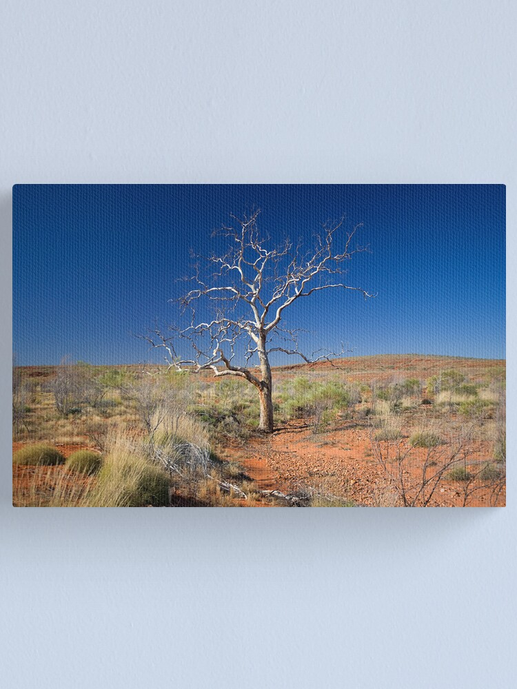 Alternate view of Lone Tree Canvas Print