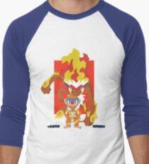Monkeying Around Men's Baseball ¾ T-Shirt