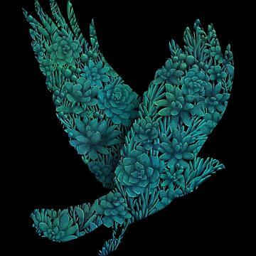 Blue bird by filgouvea