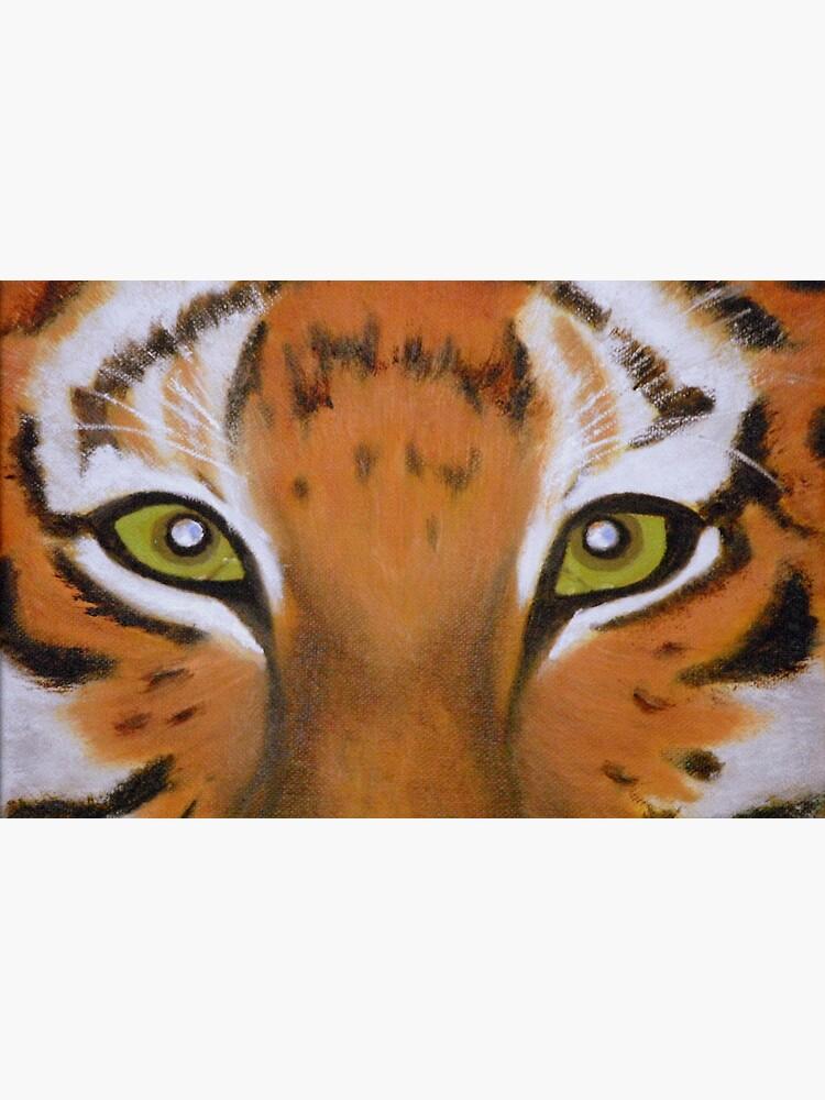 Tiger Eyes by irenebernhardt