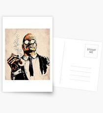 Cigar smoker Postcards
