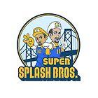 Super Splash Bros  by elpaulli