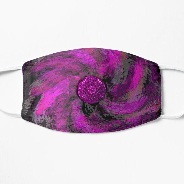 Purple Fusion Mandala  Small Mask