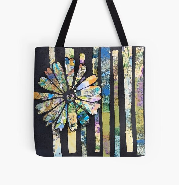 Imperfect Garden All Over Print Tote Bag