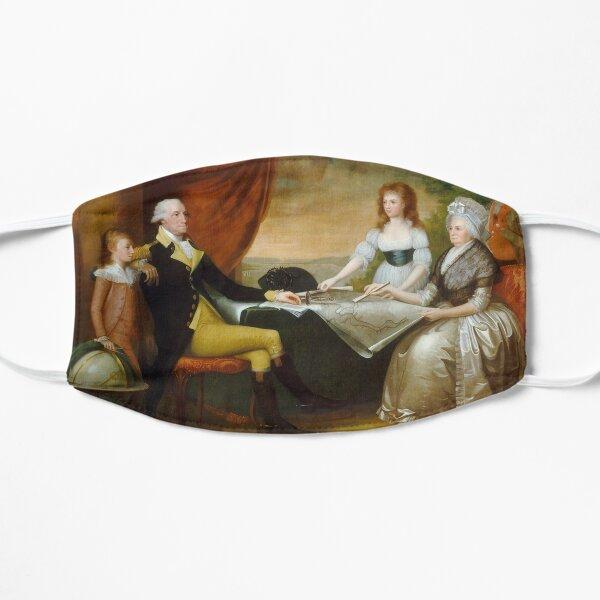 The George Washington Family Mask