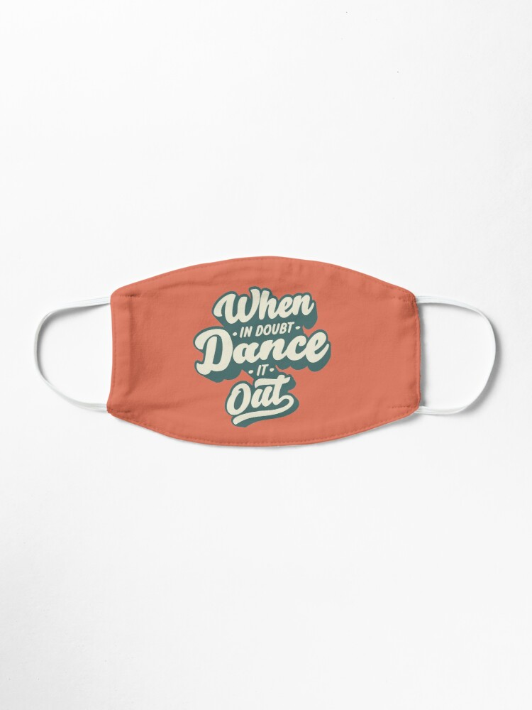 Alternate view of Just Dance! Mask