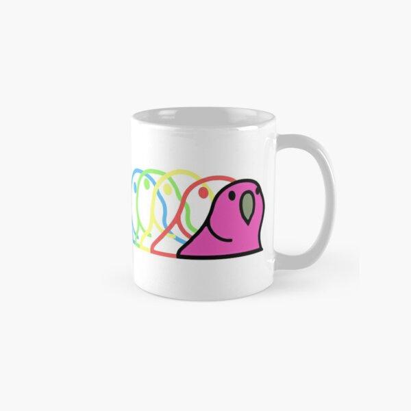 Party Parrot Emoji GIF Classic Mug