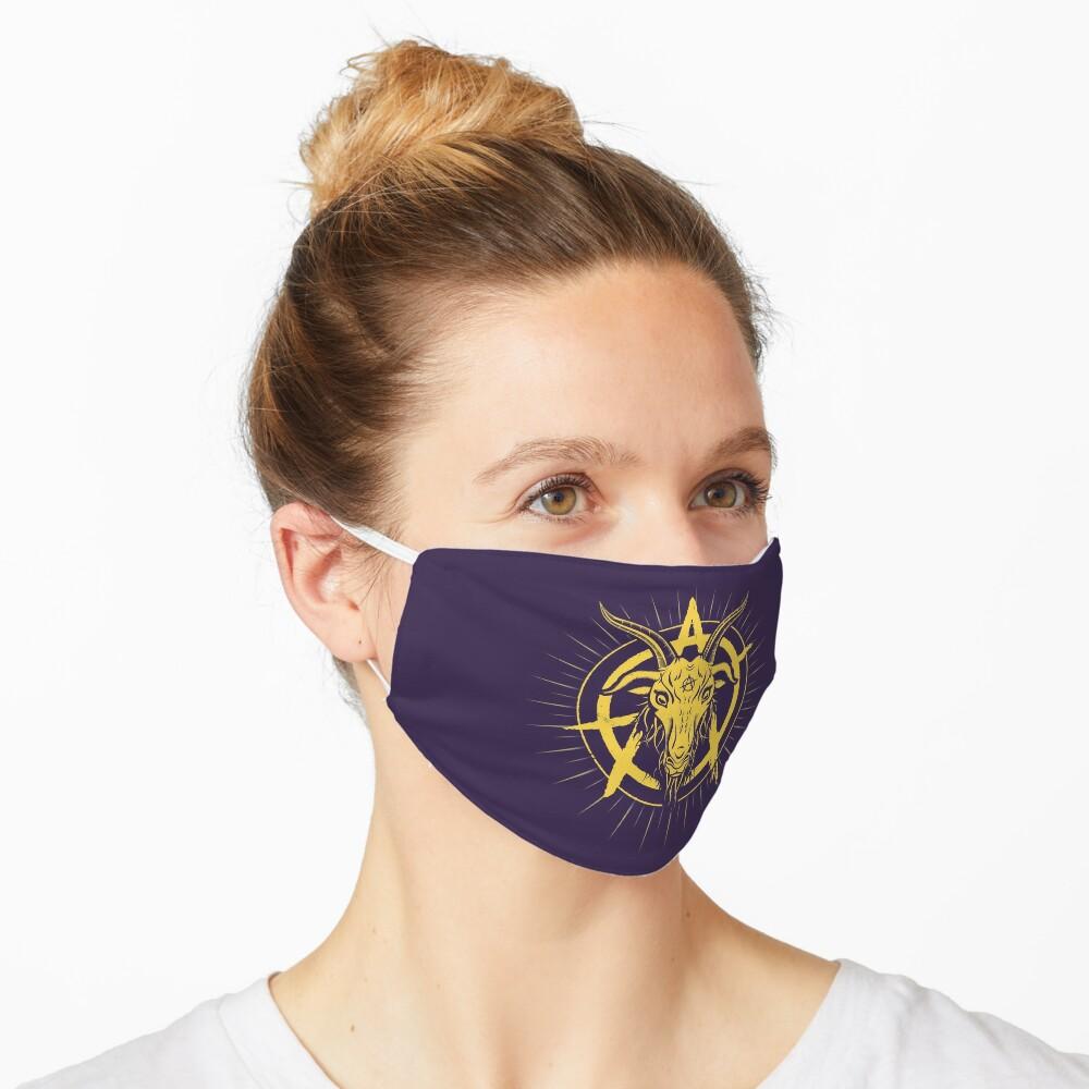 The Anti-Anarchrist Mask