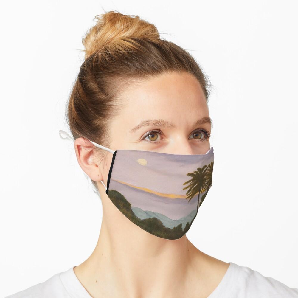 Desert Moon Mask