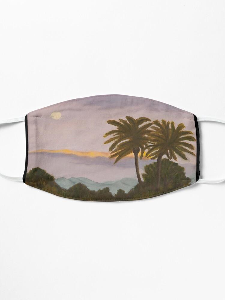 Alternate view of Desert Moon Mask
