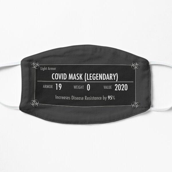COVID Mask (Legendary) - Increases Disease Resistance Mask