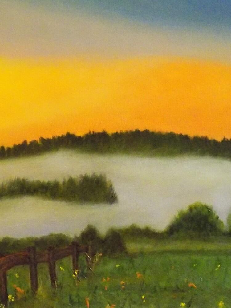 Morning Mist by irenebernhardt