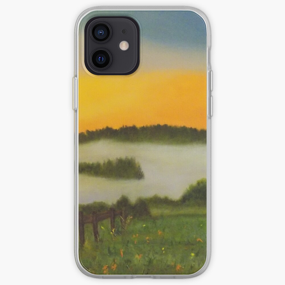 Morning Mist iPhone Case & Cover