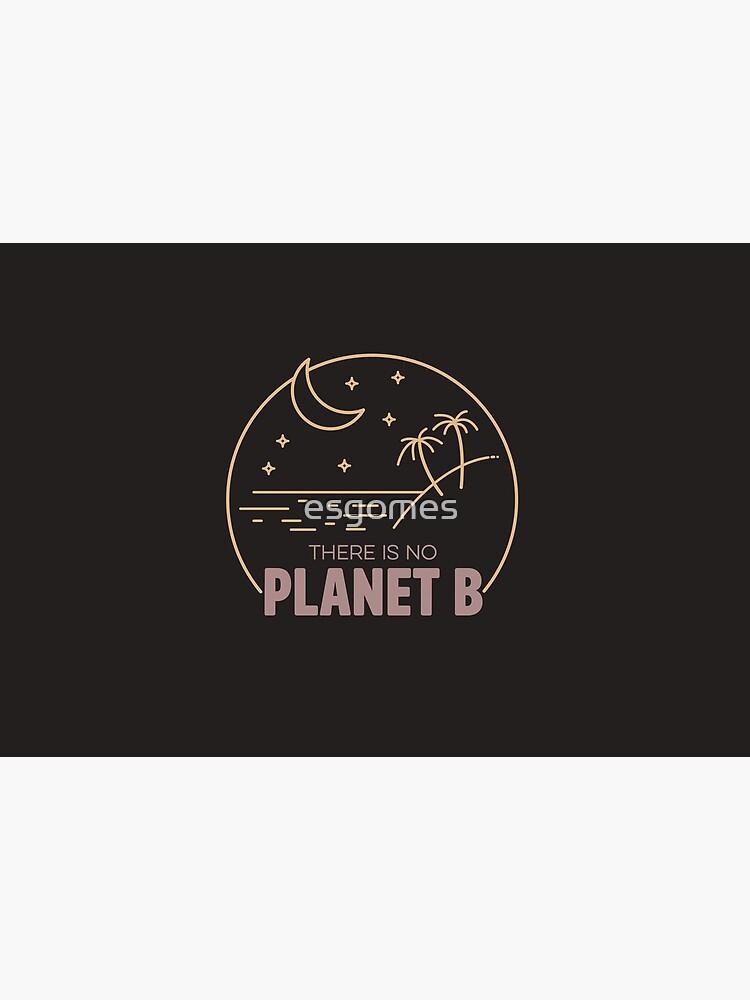 No Plan B for Earth! by esgomes