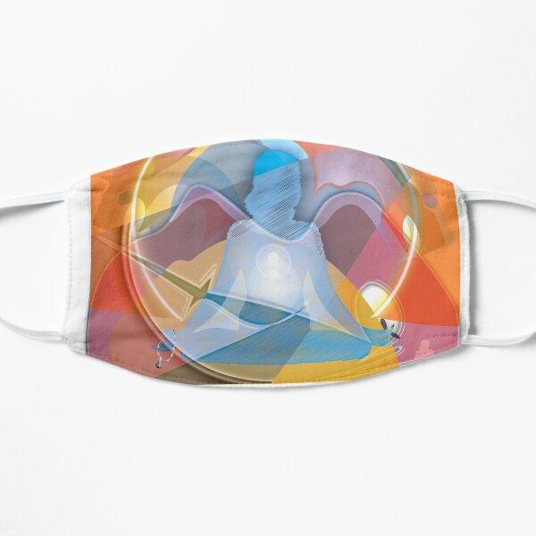 Shunya Warrior Vignette Mask