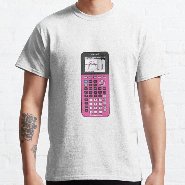 Barbie Pink TI 84 Calculator Classic T-Shirt