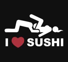 I Love Sushi | Unisex T-Shirt